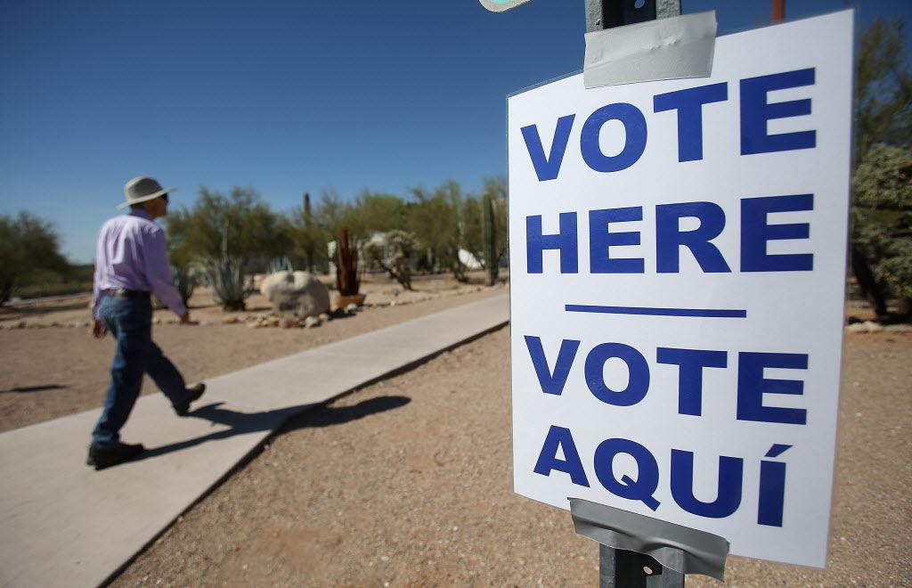 Pima County voting