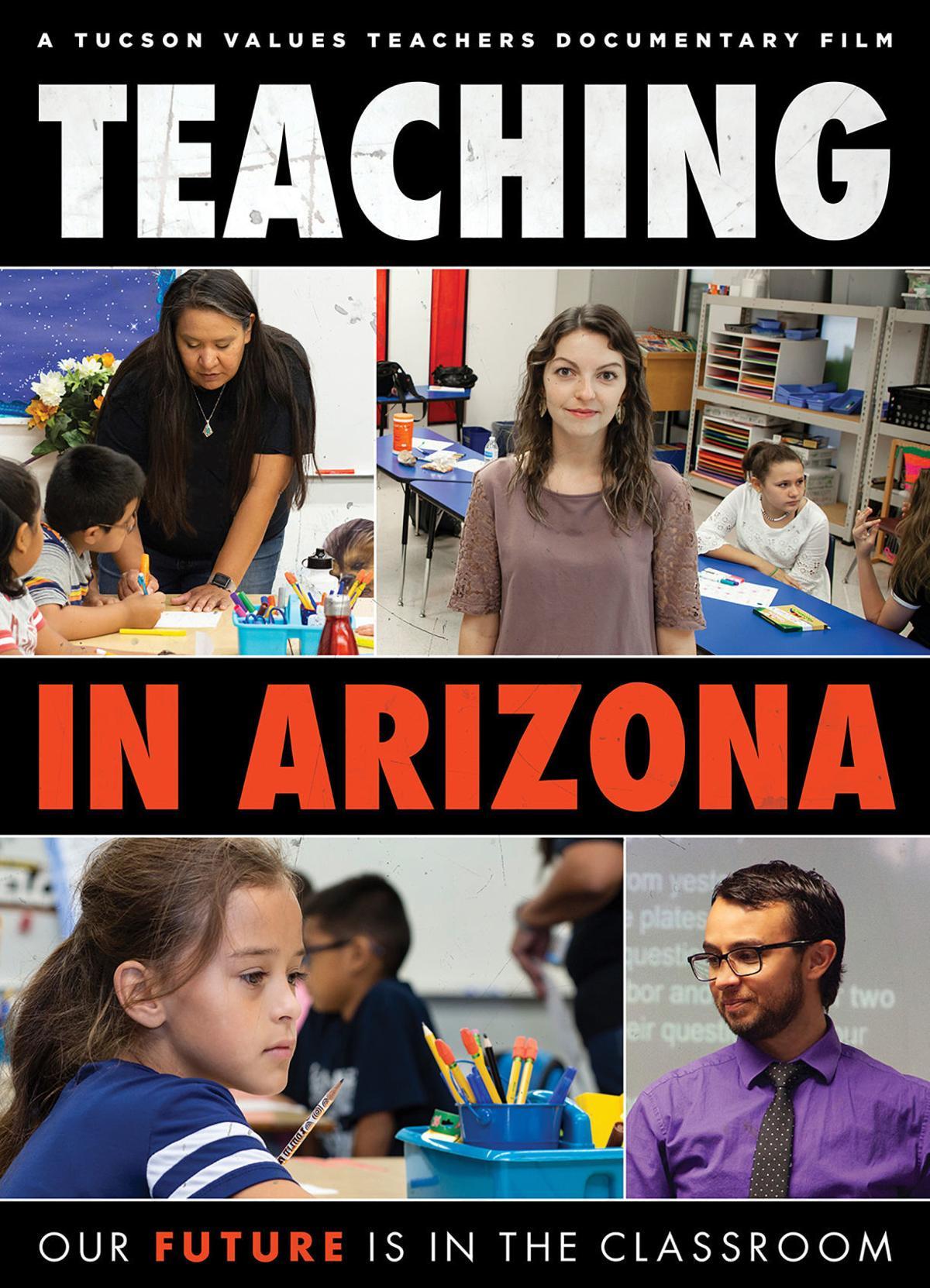 """""""Teaching in Arizona"""" documentary"""