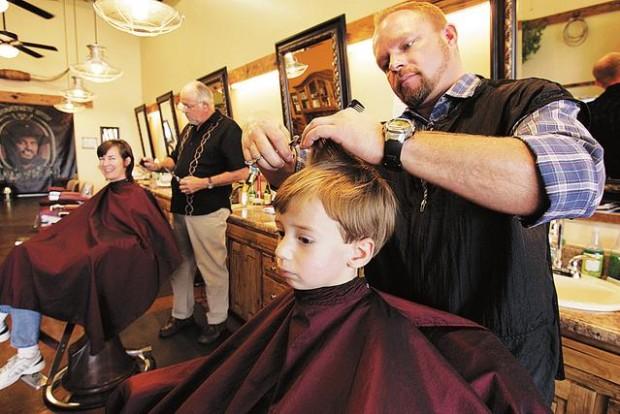 An Old Fashioned Haircut Northwest Tucson Com