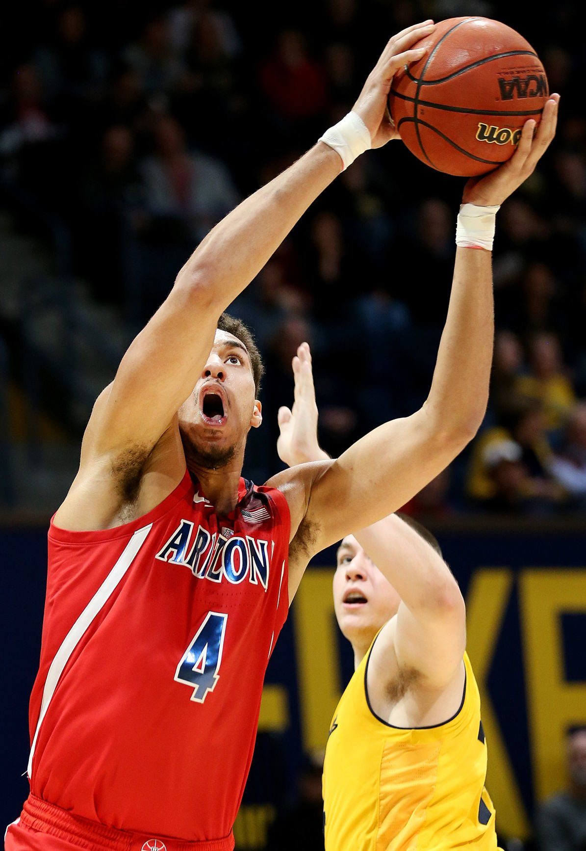 Arizona Wildcats vs. Cal Golden Bears men's college basketball