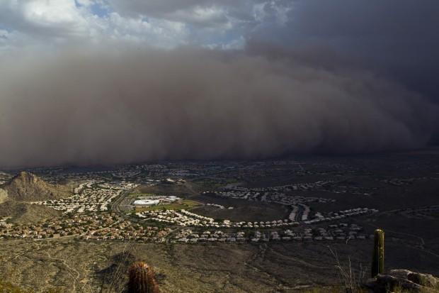 Arizona Dust Storm