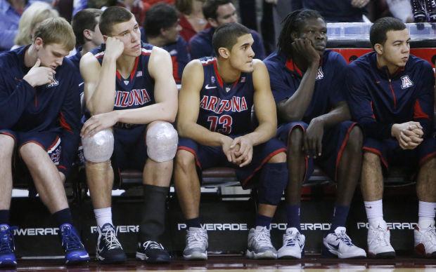 College basketball: USC 89, Arizona 78