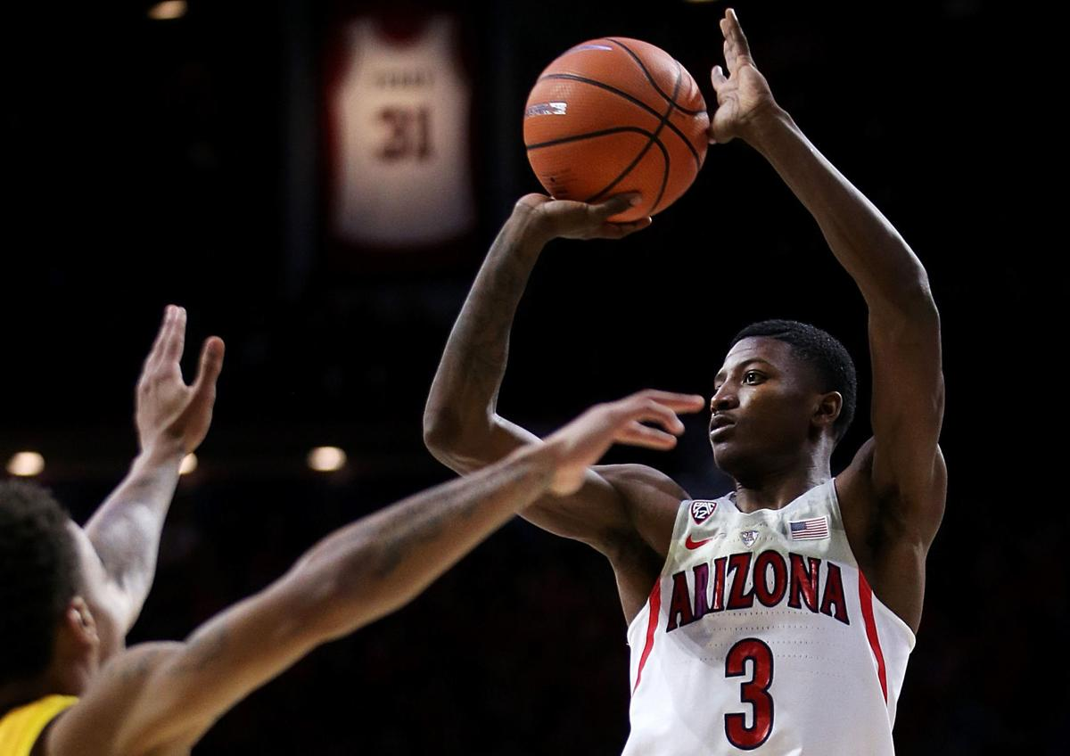 No. 19 Arizona Wildcats vs. California Golden Bears college basketball
