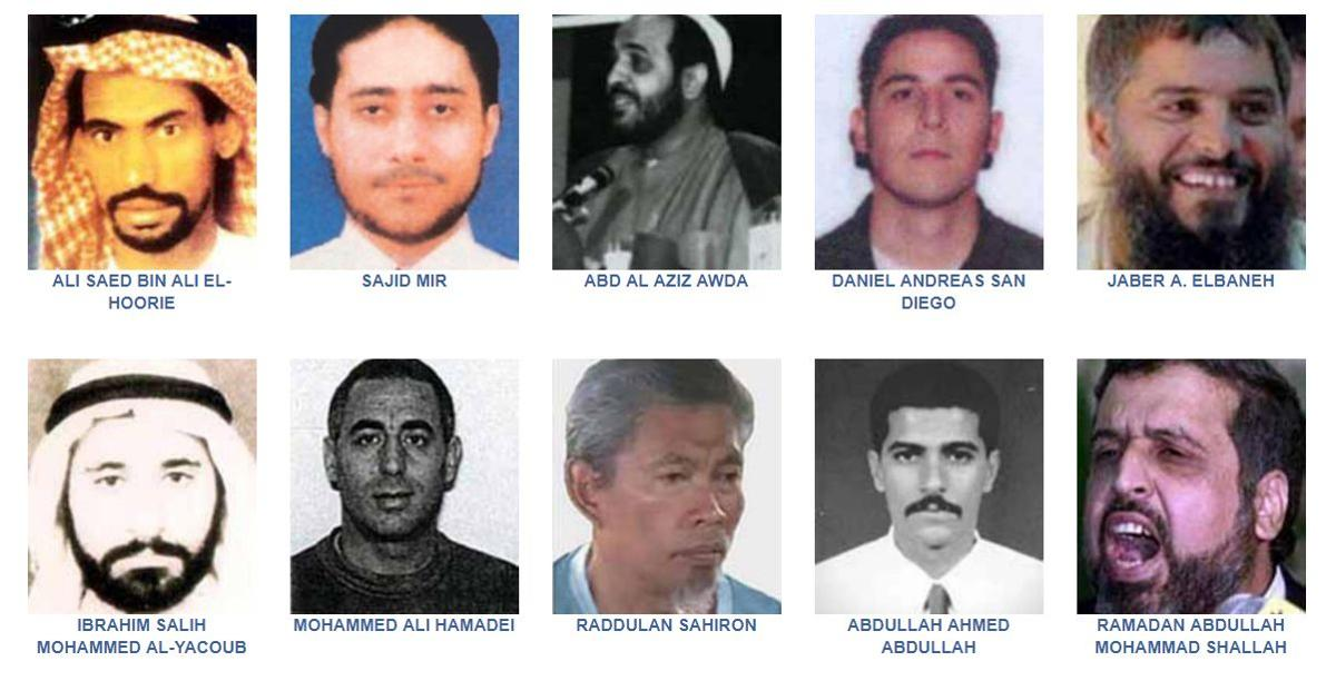 The FBI's most wanted terrorists | AP National News | tucson com