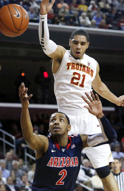 Pac-12 basketball: USC 89, No. 11 Arizona 78: Trojans too hot to stop