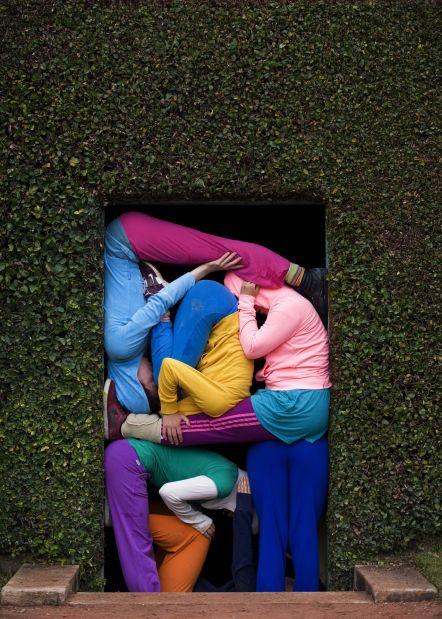 World celebrates contemporary art