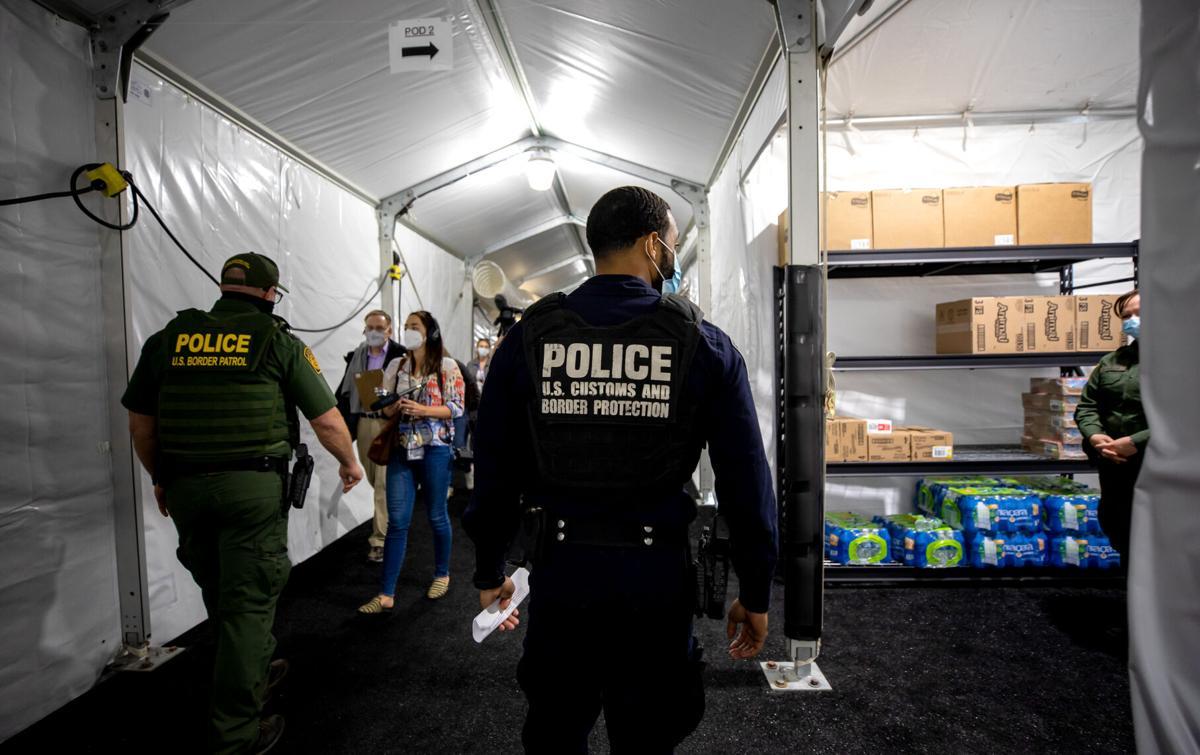 New CBP migrant shelter