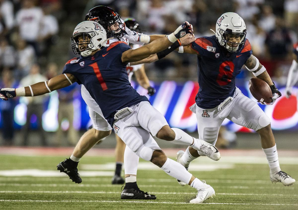 Defense, running game spur Arizona Wildcats to huge win over Texas Tech