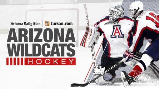 Arizona Wildcats hockey team rested, ready for start of ACHA playoffs in Texas