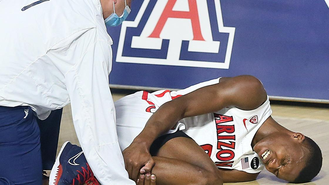 Team's depth being tested, but good news may be on the way for resilient Wildcats