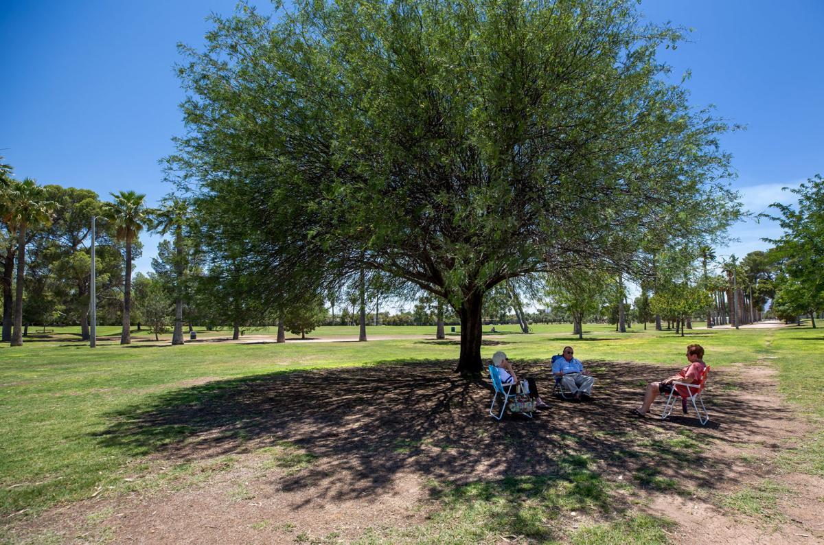 Triple-digit heat back in Tucson forecast (copy)