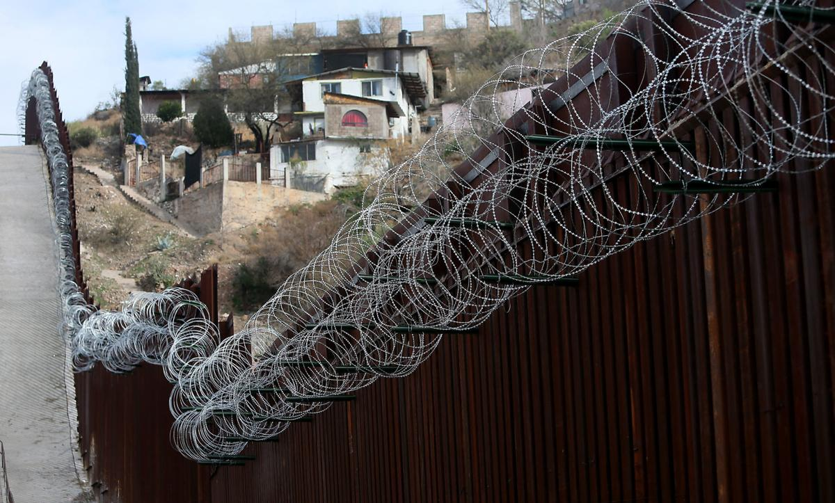 'Remove the razor wire,' some Arizona border-town residents plead