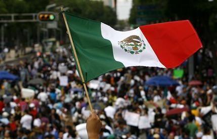 Bandera de México (LE)
