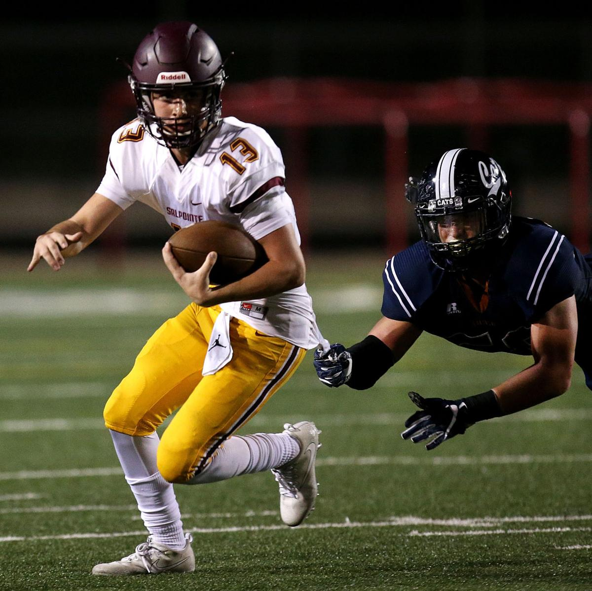 Salpointe Catholic vs. Cienega high school football