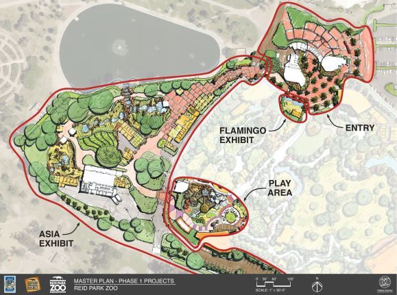 Reid Park Zoo Expansion