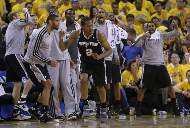 NBA playoffs: Spurs 94, Warriors 82: Spurs a step closer to title shot
