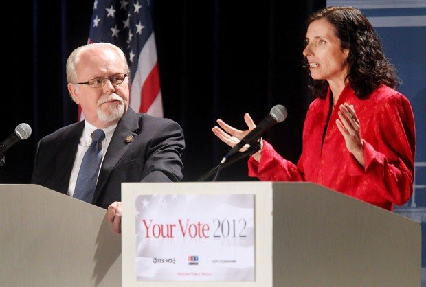 In CD2, Barber, McSally clash on federal role in education