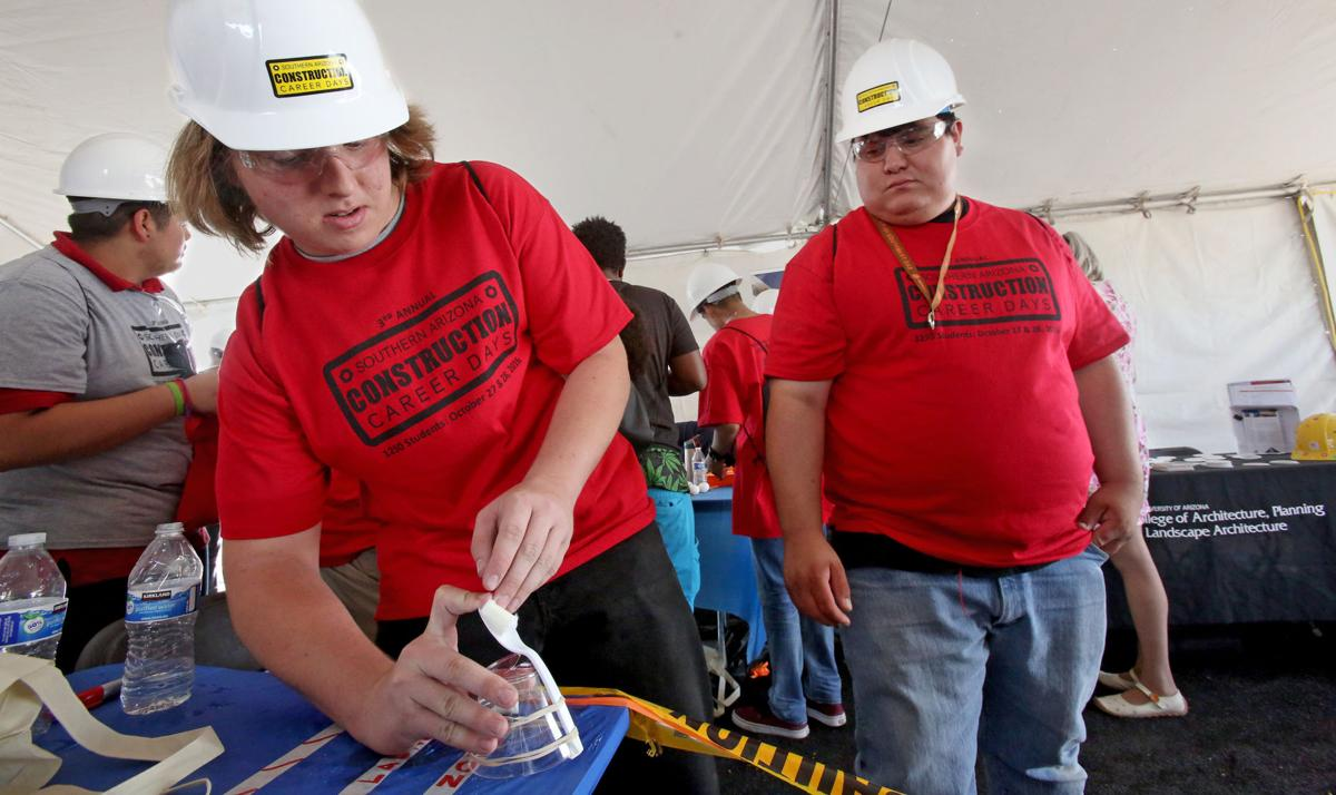 Southern Arizona Construction Career Days