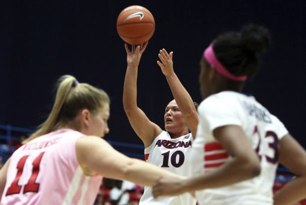 Arizona Women's Basketball: Early 18-0 run helps Wildcats snap skid