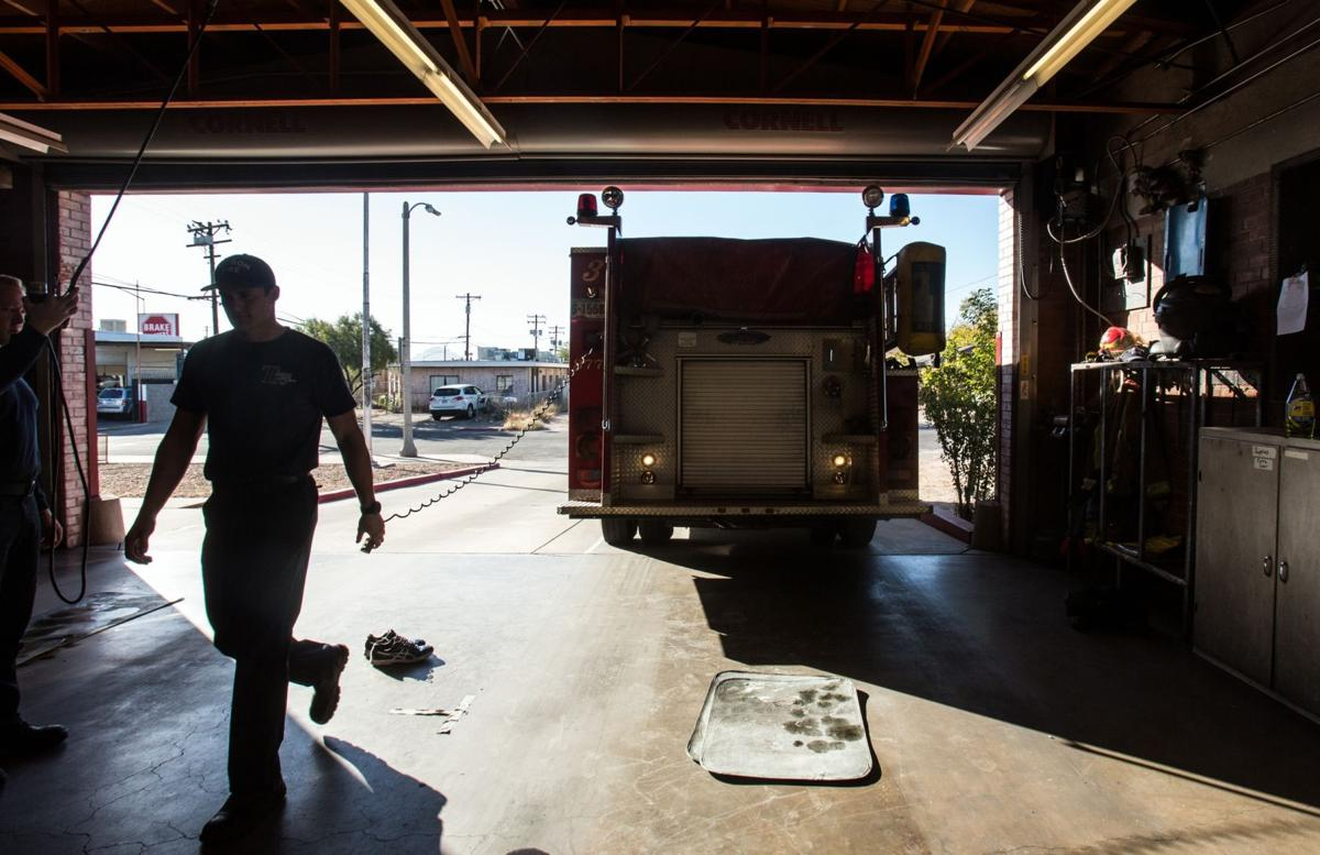 Tucson Fire Station #3