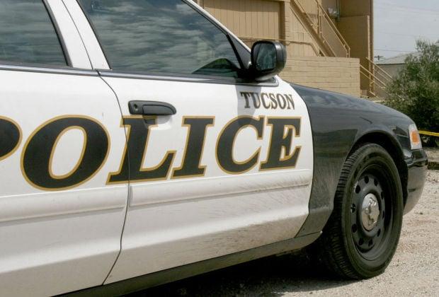Tucson police car