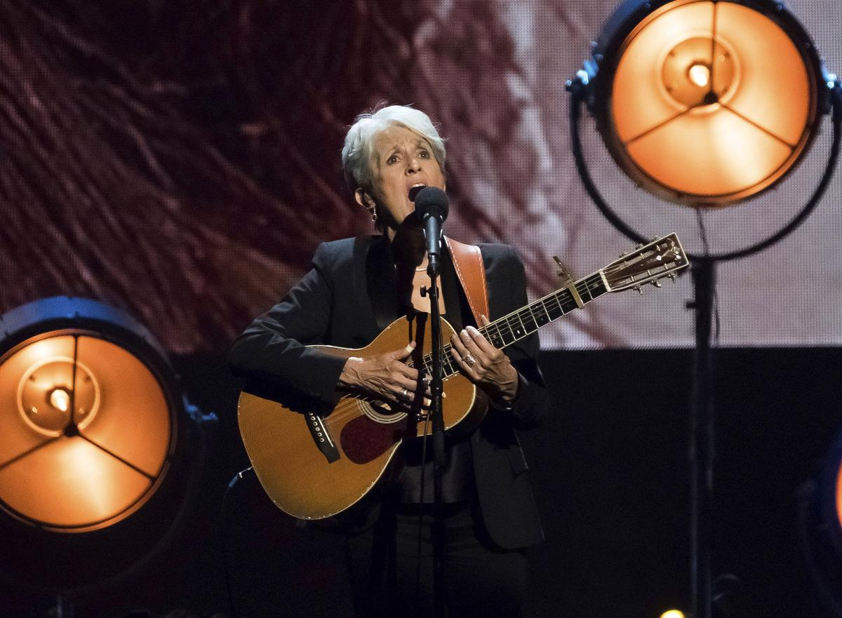 Joan Baez sold out