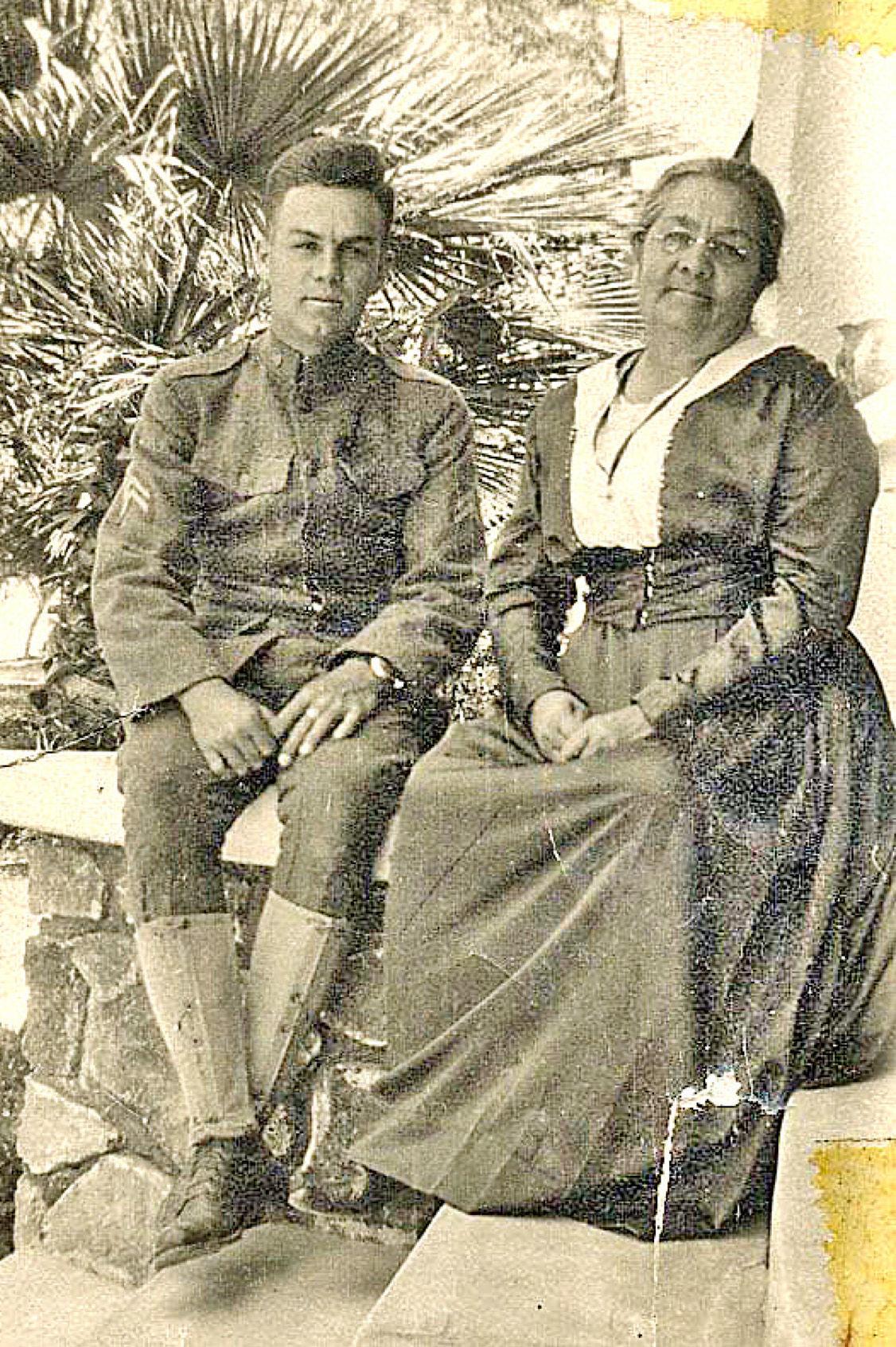 World War I centenary: Ernest A. Sayre