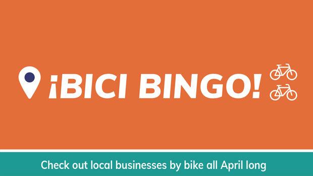 LSA Bici Bingo Sponsored
