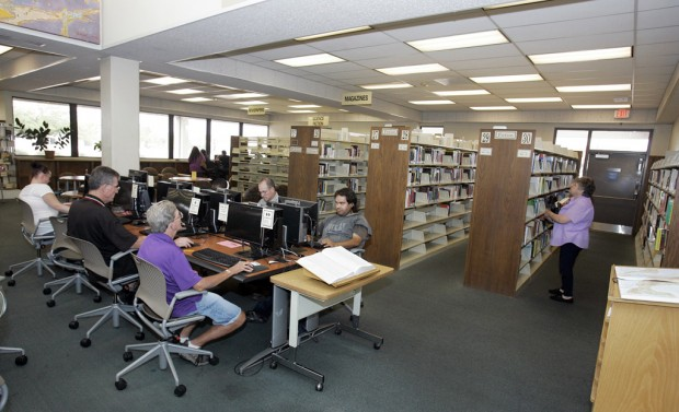 Columbus library to close for expansion, renovation