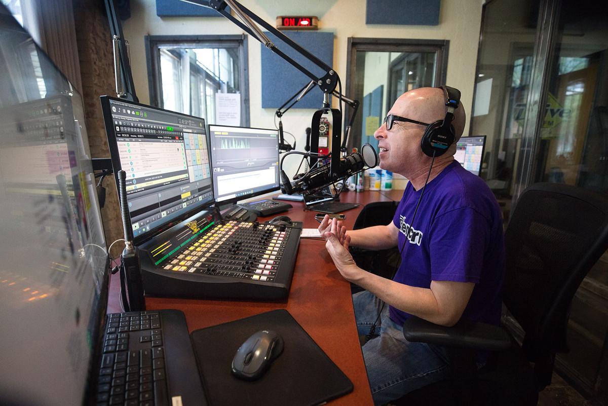 The Drive radio station