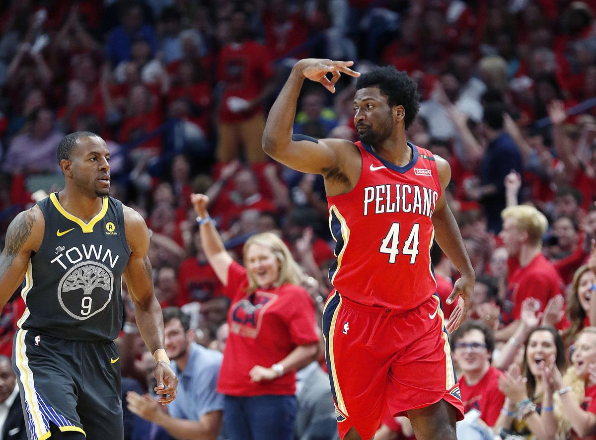 New Orleans Pelicans Trade Ex Wildcat Solomon Hill To