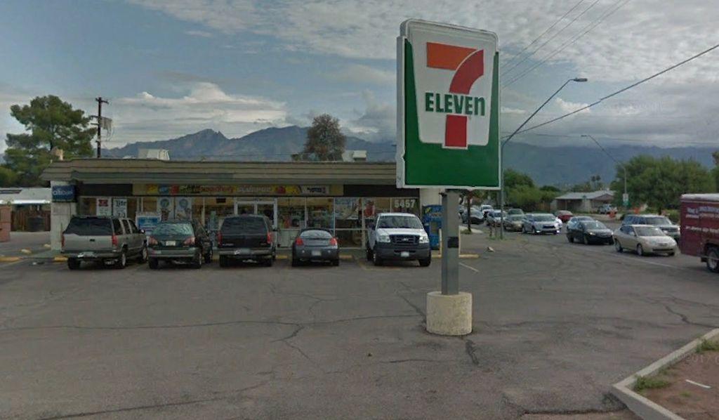 7-Eleven, 5457 E. Pima St.