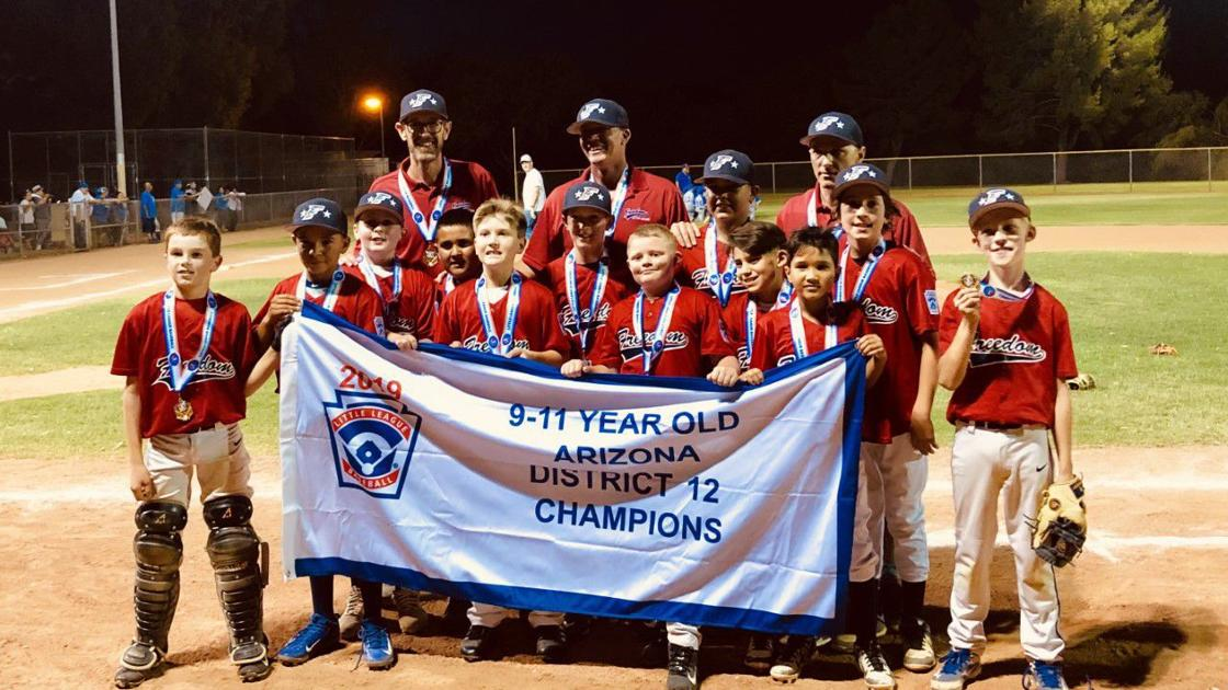 Michael Lev: Joy, torture for Little League dad as Tucson team heads to state tournament