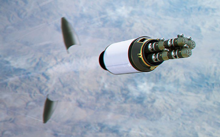 Raytheon wins $59.6M for multi-warhead interceptor