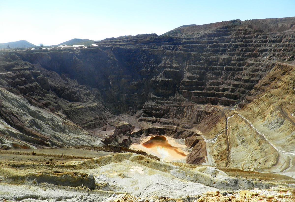 Mine Tales: Bisbee's Open Pit Mining