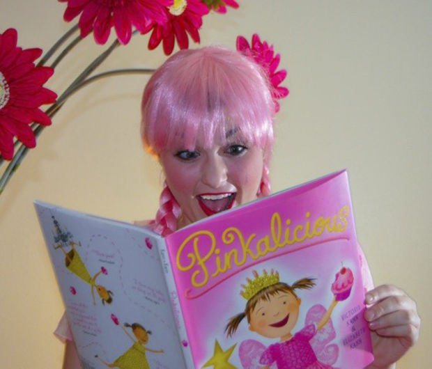 'Pinkalicious' hits just right tone for kids