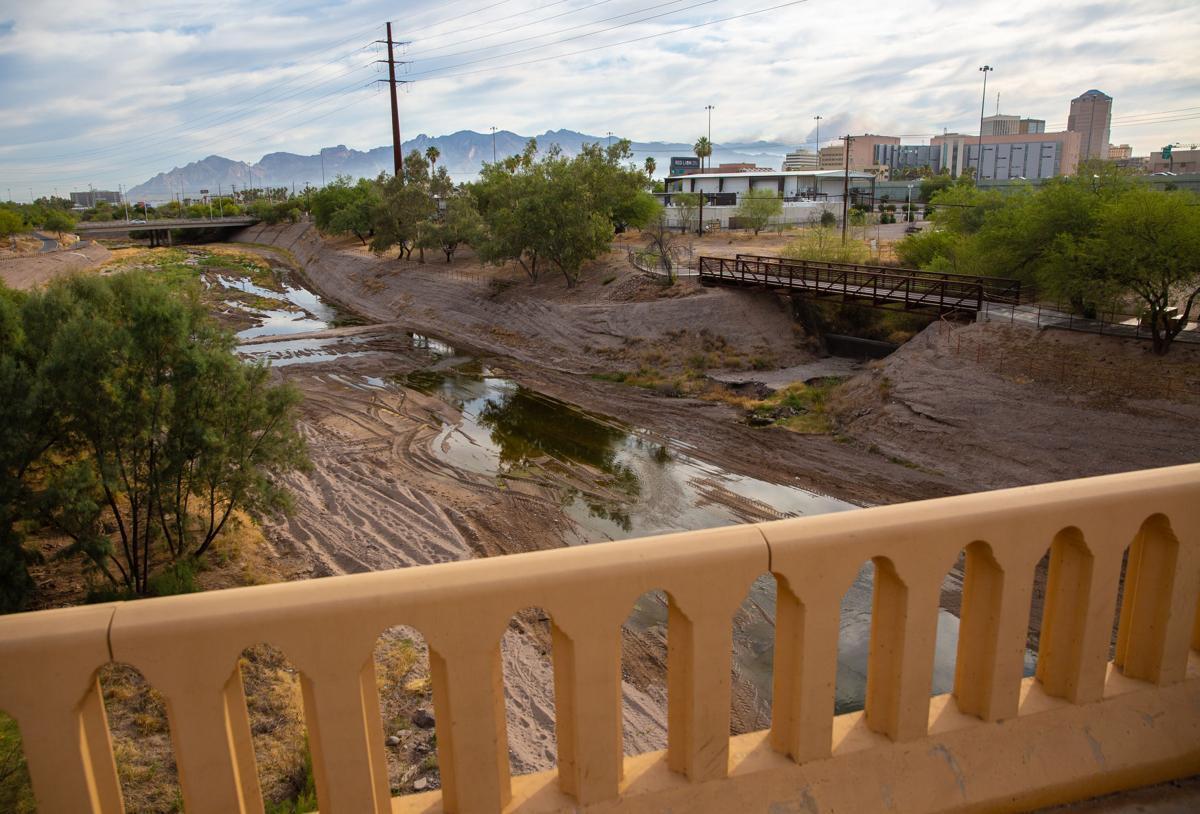 Santa Cruz River, 2020