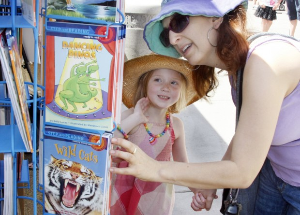 Book festival packed with activities for kids