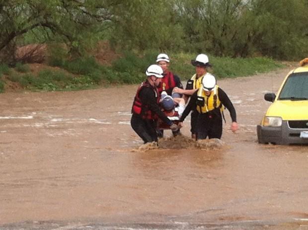 swift-water rescue
