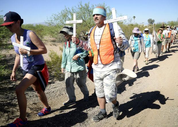 Migrant Walk
