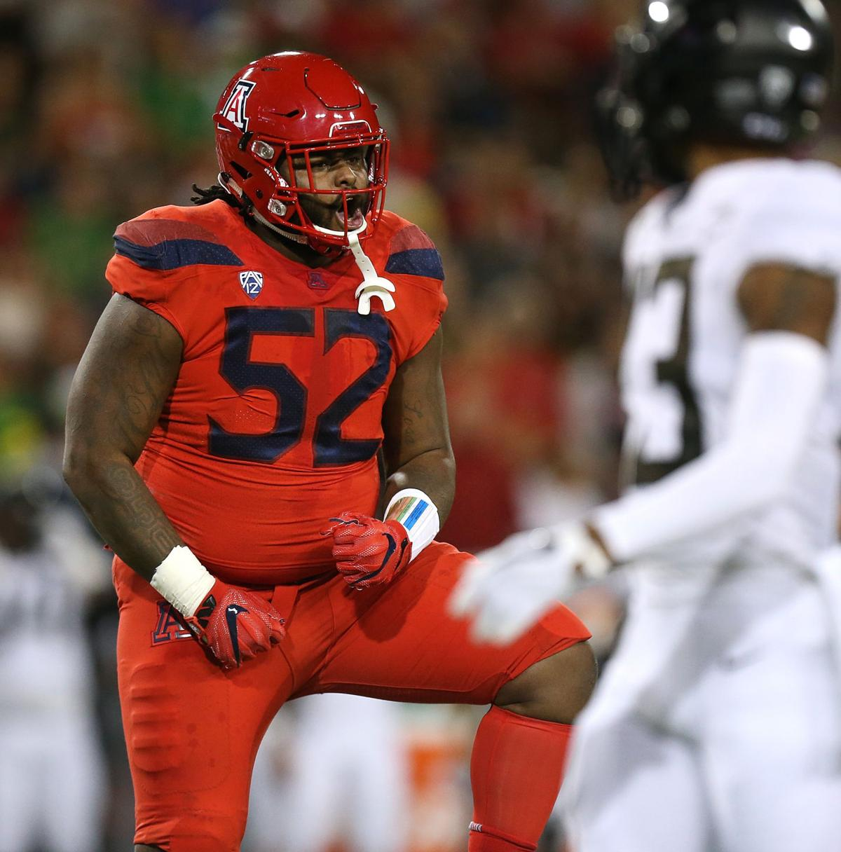 Arizona Wildcats vs. No. 19 Oregon Ducks (copy)
