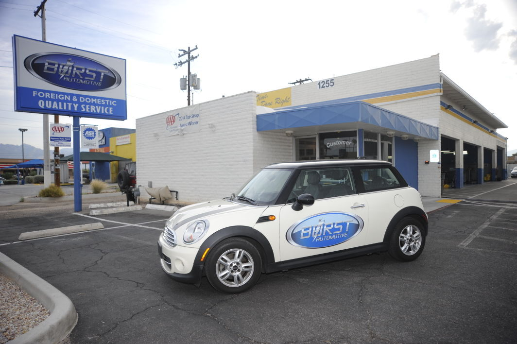 Aaa Names Tucson S Top Auto Shops News About Tucson And Southern Arizona Businesses Tucson Com