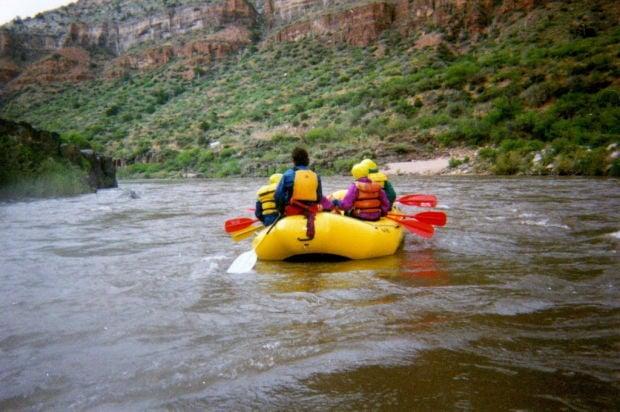 Rafting companies canceling seasons due to dry Arizona winter