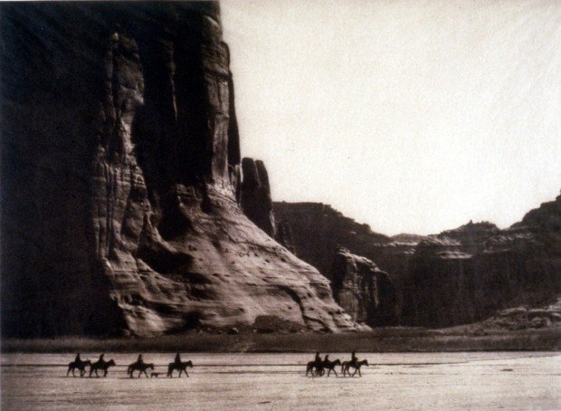 April 1, 1931: Canyon de Chelly National Monument established
