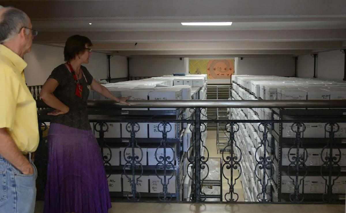 For museums, repatriating remains slow process   Local news
