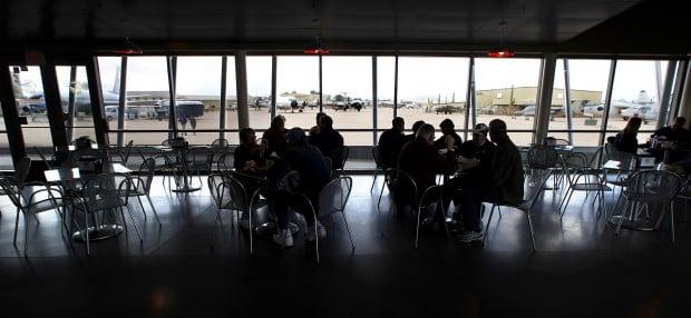 Flight Grill View
