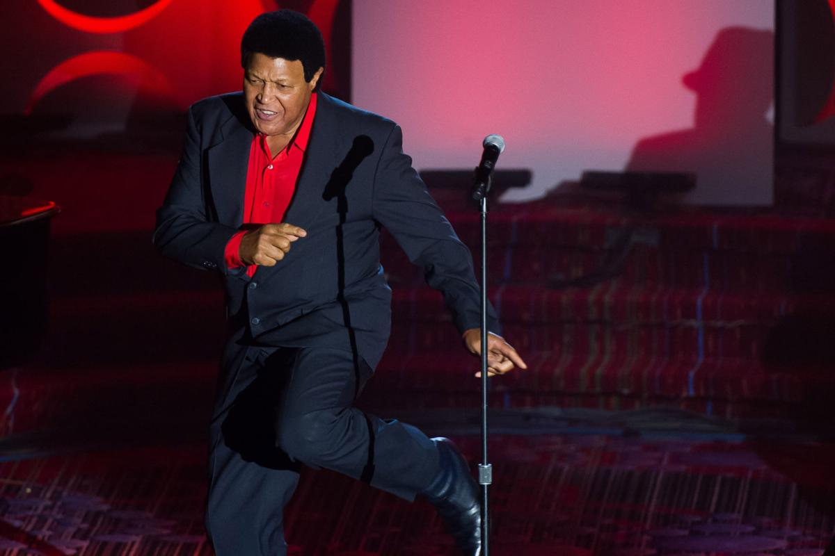 Friday, November 18 — Watch a 75-year-old Chubby Checker do the