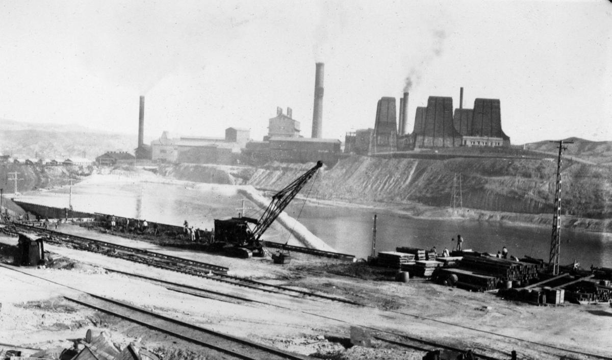 International smelter