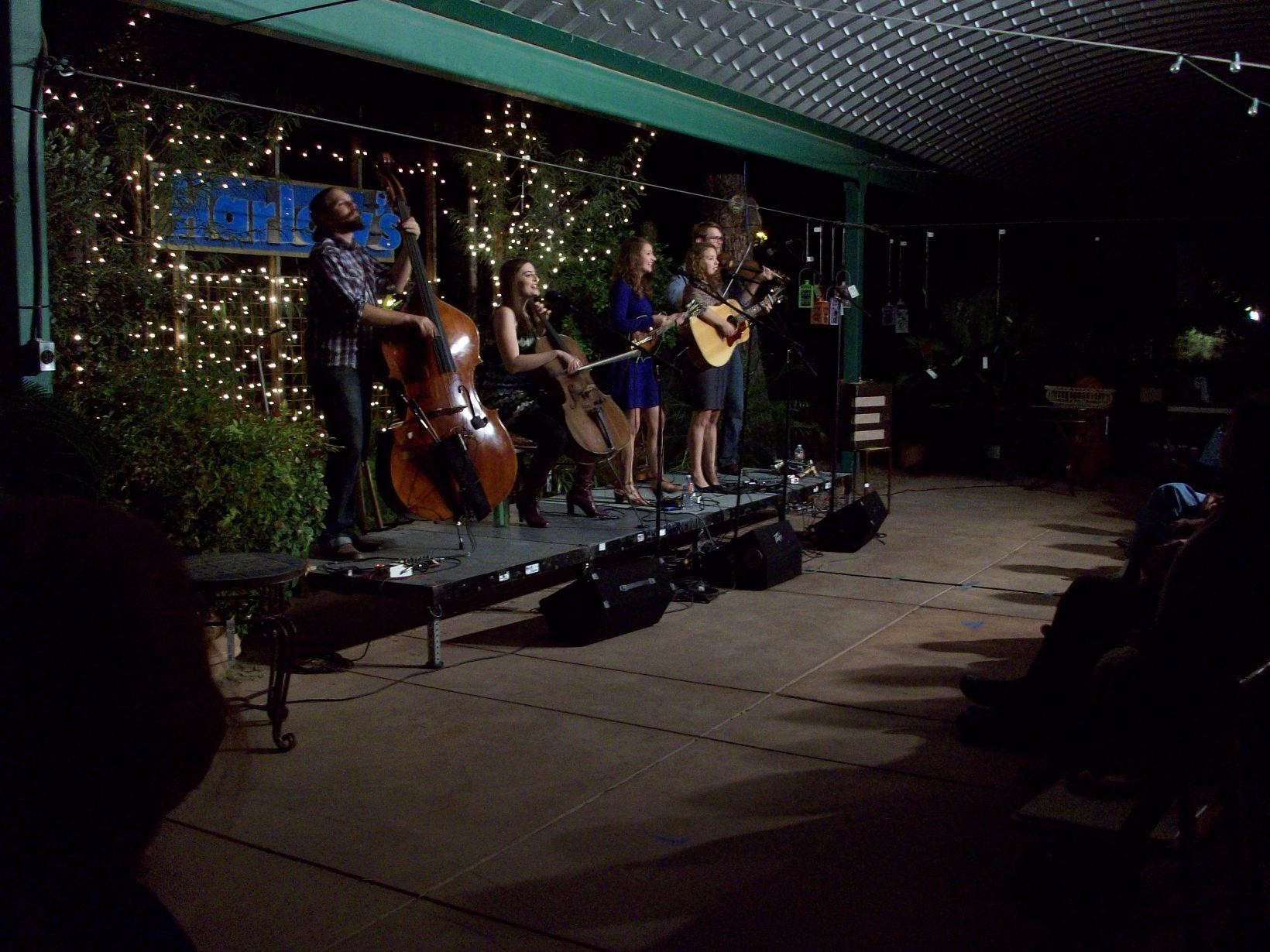 Concerts In The Green: Harlow Gardensu0027 Pavilion Brings Music | Arts And  Theater | Tucson.com