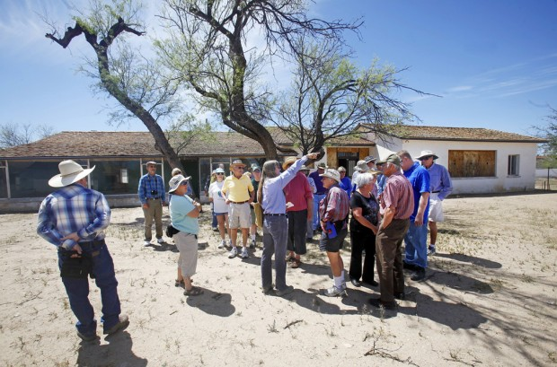 Canoa Ranch history to be restored